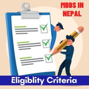 MBBS in Nepal- Eligibility Criteria For Indian Students