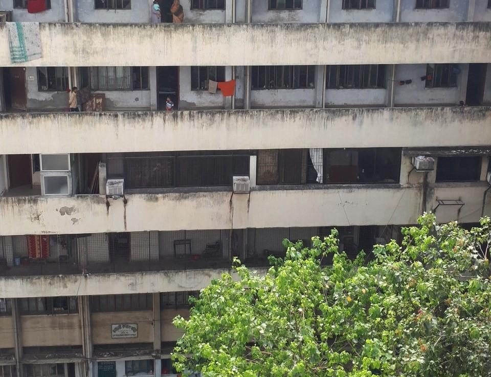 Dhaka National Medical College Hostel
