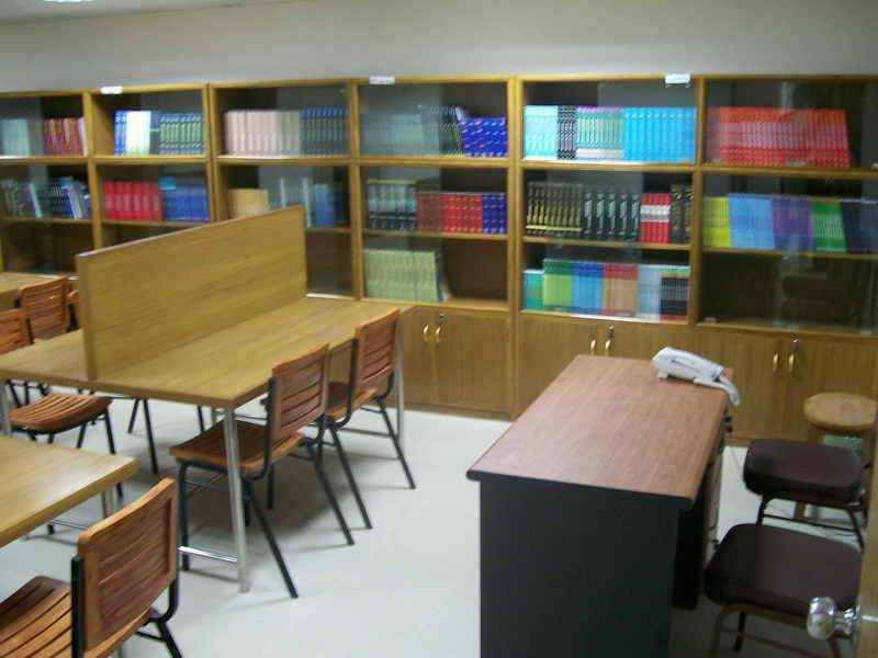 Popular Medical College Library