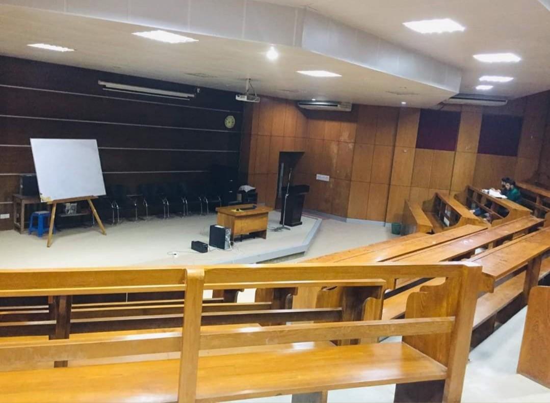 Enam Medical College & Hospital Classroom